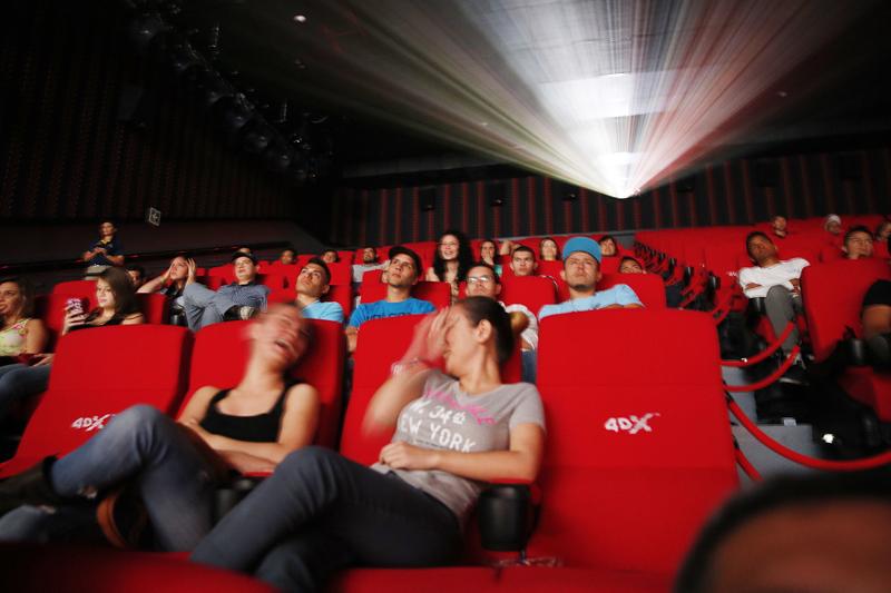 4d una joya extrema mundo cinematografico for Sala 4d cinepolis