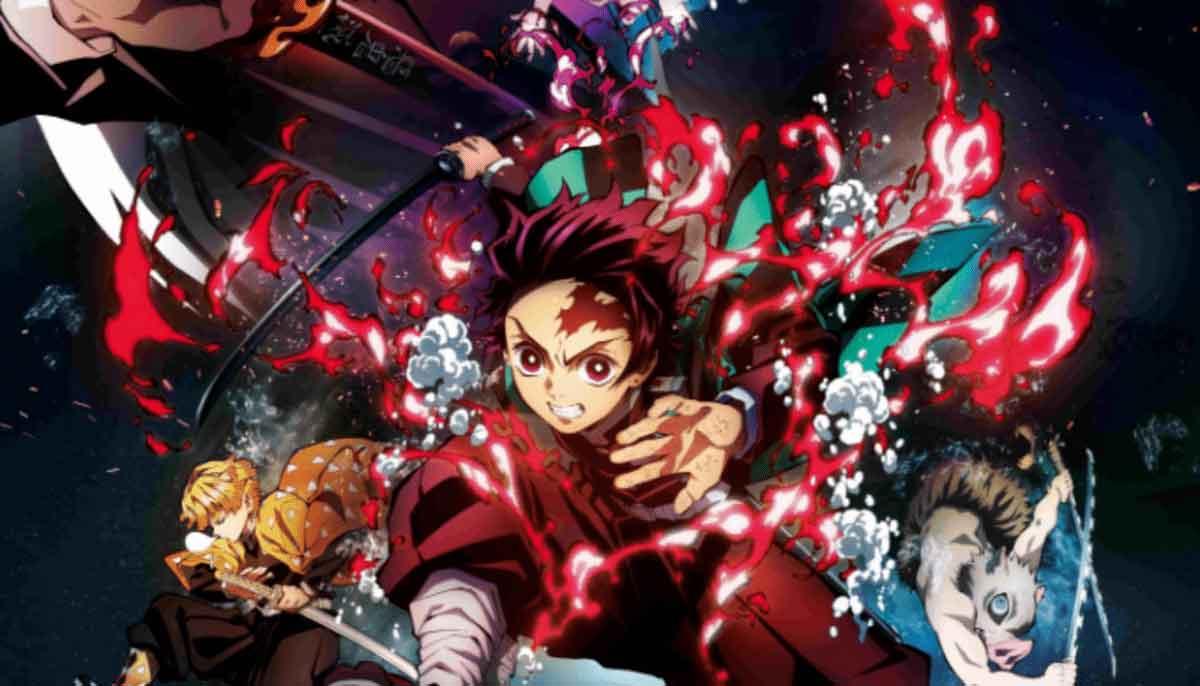Ver Kimetsu No Yaiba Demon Slayer Mugen Train Online Mundo Cinematografico